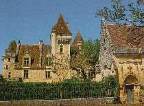 Le château des Milandes (36 Km - 35 mn)
